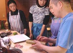 割烹すずき 料理教室